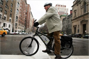 Electric Bikes in New York City