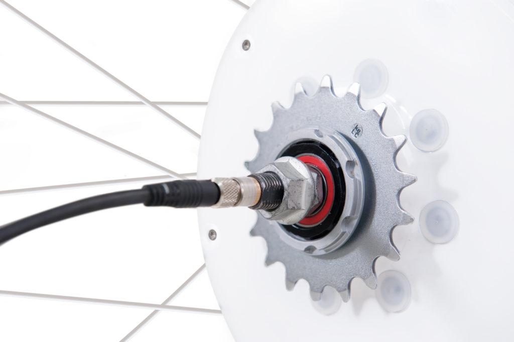 flykly smart wheel charging