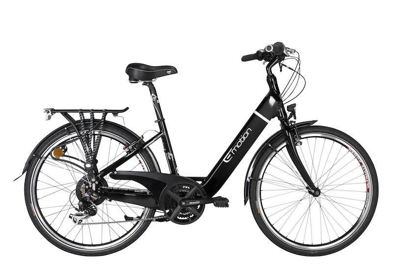 The Easy Motion Evo Eco Lite electric bike.