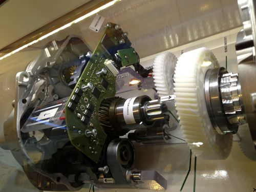 Inside the new Bosch Performance Line Mid-Drive System