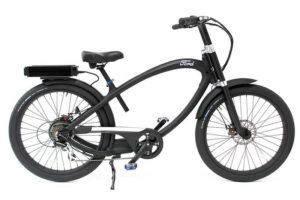 The Ford Super Cruiser electric bike by Pedego.