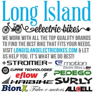 Long Island Electric Bikes