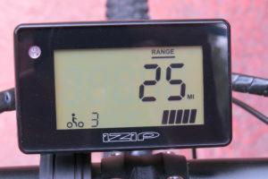 izip-peak-display