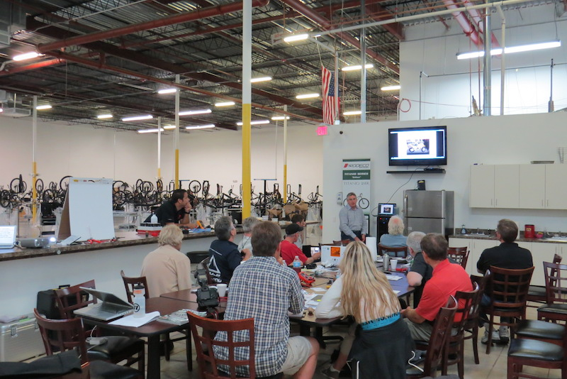 LEVA E-Bike Technician Training at ProdecoTech.