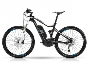 2 new Haibike's have landed in the USA! The XDRUO RX 29 and the XDURO FS RX.