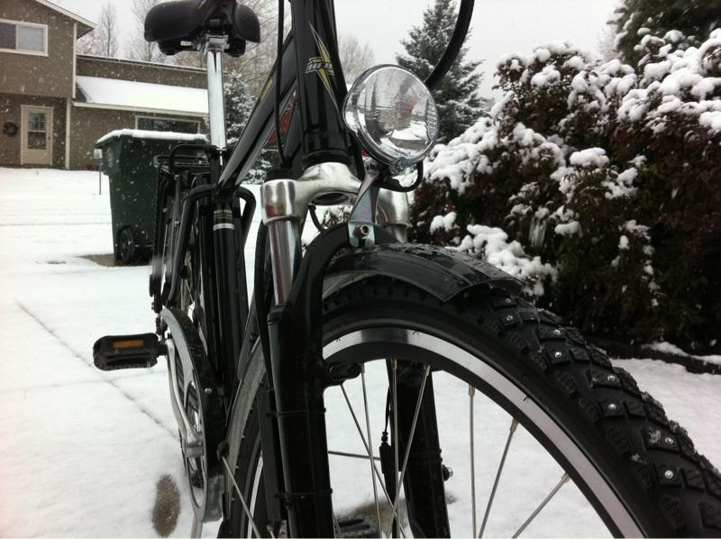 Schwalbe Winter Marathon studded snow tire