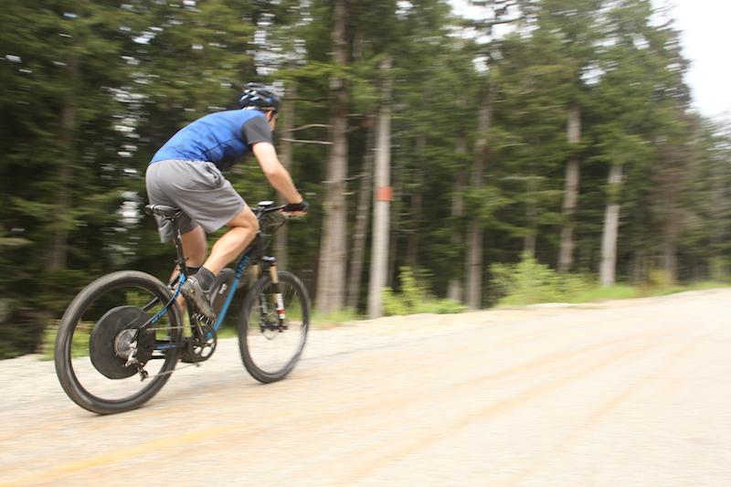 2015 OHM Cycles XS 750 electric bike 3