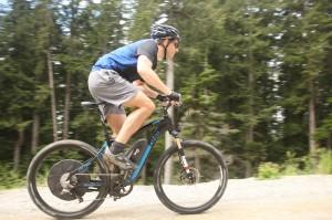 2015 OHM Cycles XS 750 electric bike 4
