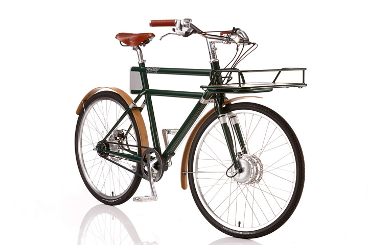 Faraday Porteur w Rack