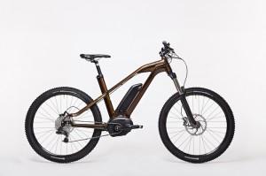 GRACE MX II Trail electric bike