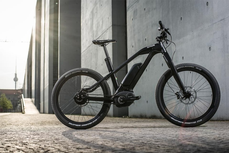 Grace MXII electric bike.