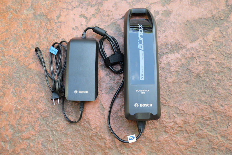 Haibike FS RX battery charger