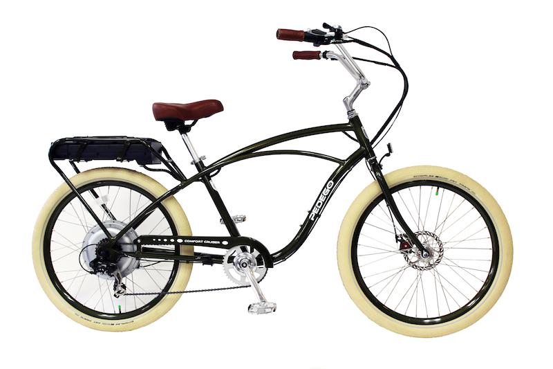 Pedego Classic Cruiser electric bike.