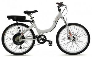 ProdecoTech Stride 500 electric bike.