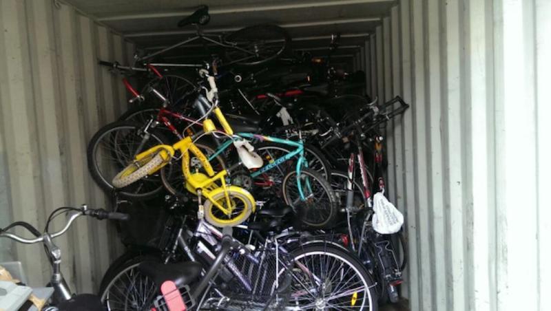 Stromer ST2 recovered bikes