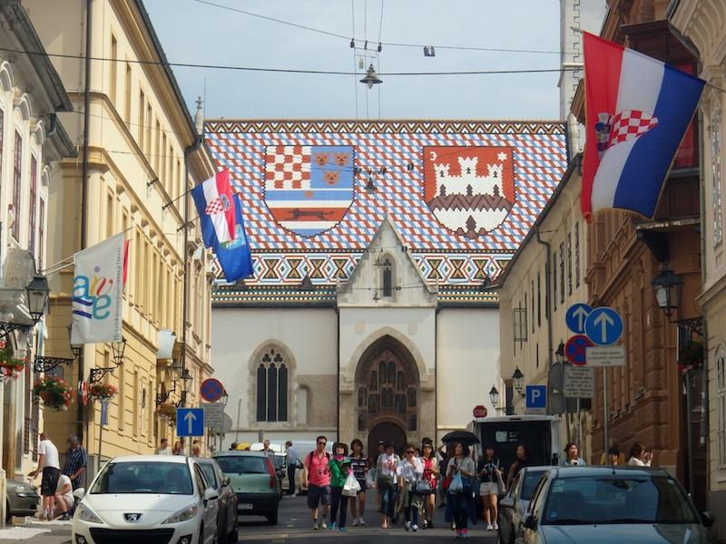 european electric bike tour flags