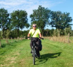 European electric bike tour Grant 1