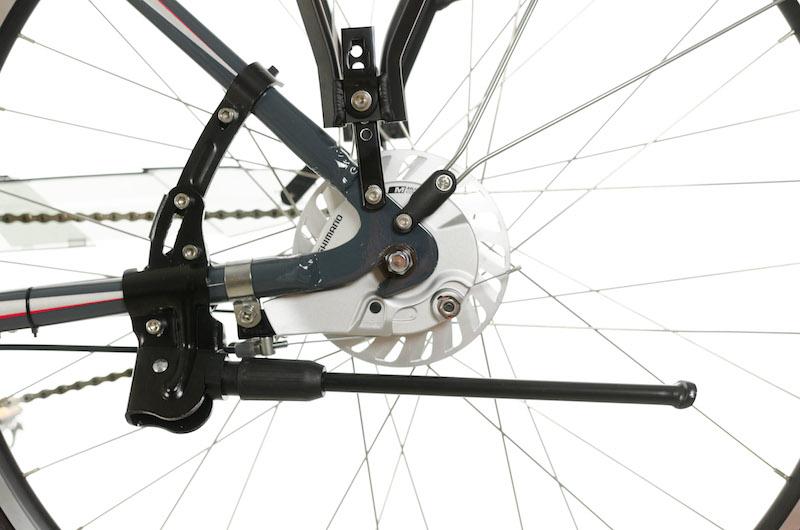 Optibike Pioneer Citi electric bike shimano nexus hub