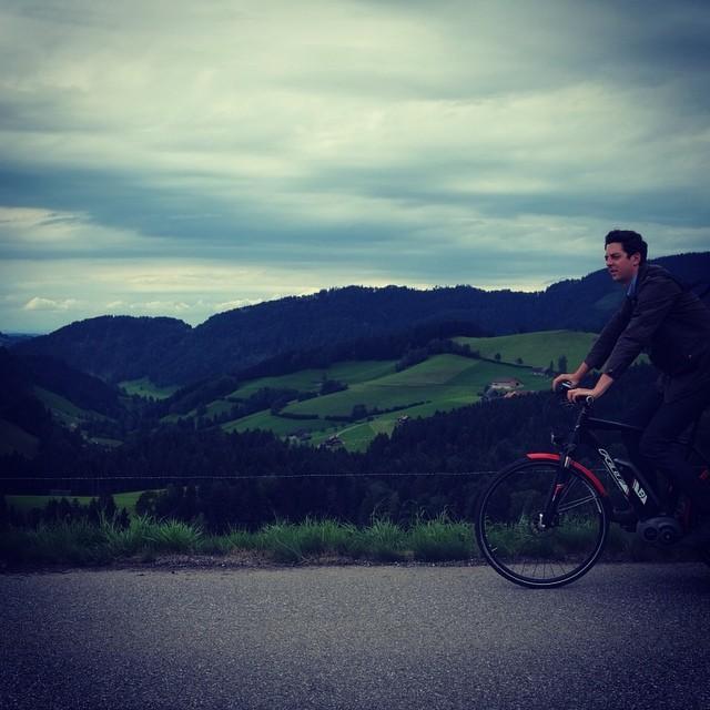 electric bike tour eurobike brett 2