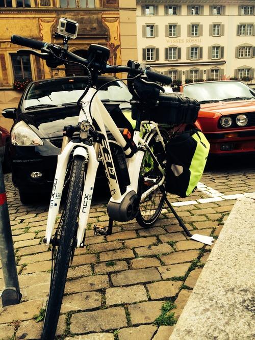 electric bike tour eurobike felt sporte 1