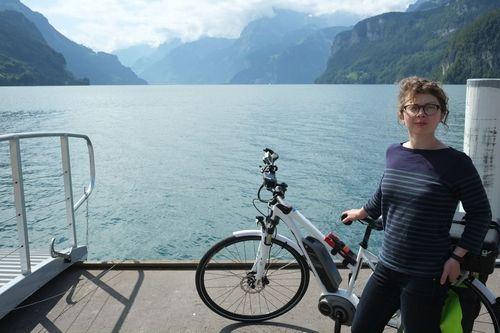 electric bike tour eurobike karen ferry