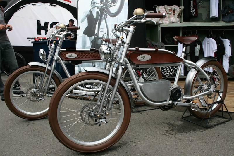 electric cruiser bikes eurobike