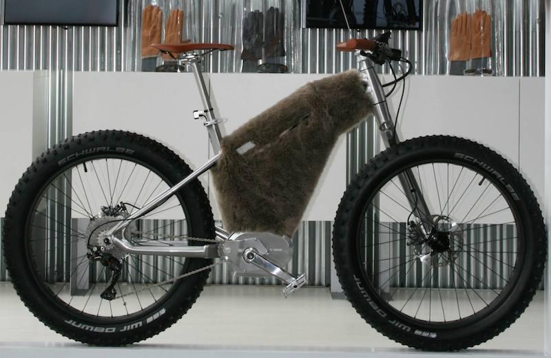 fat electric bike eurobike
