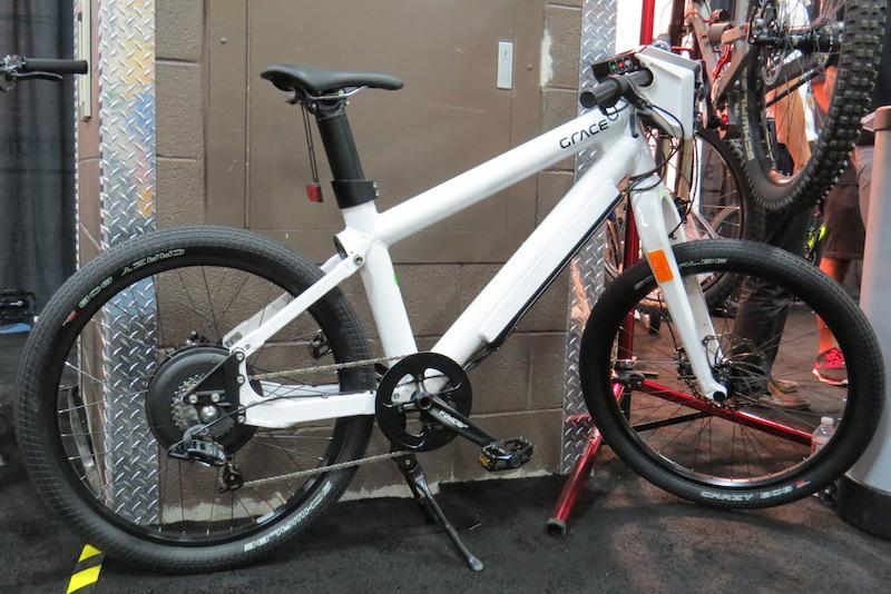 grace one electic bike