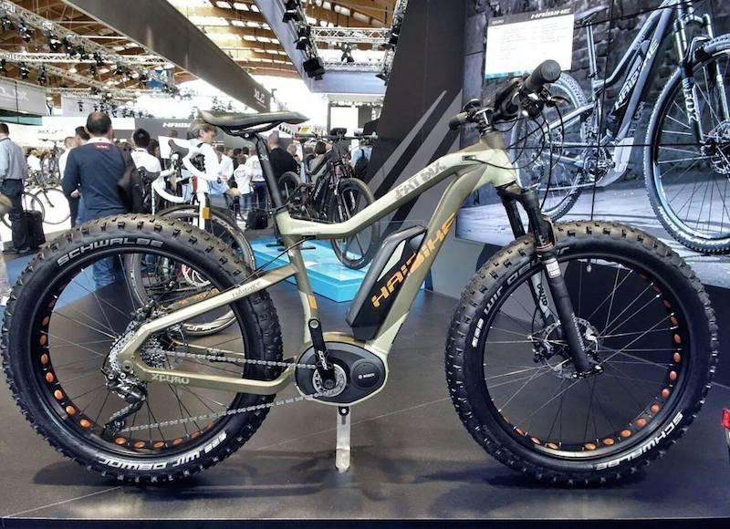 haibike fat six electric fat bike
