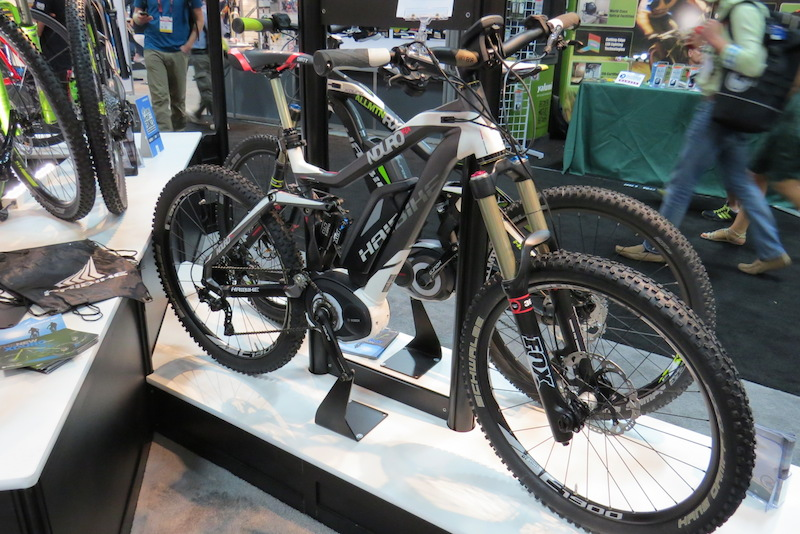 haibike nduro rx electric bike