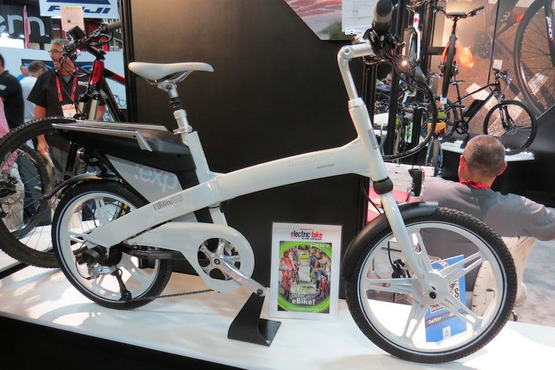 izip twn exp electric bike
