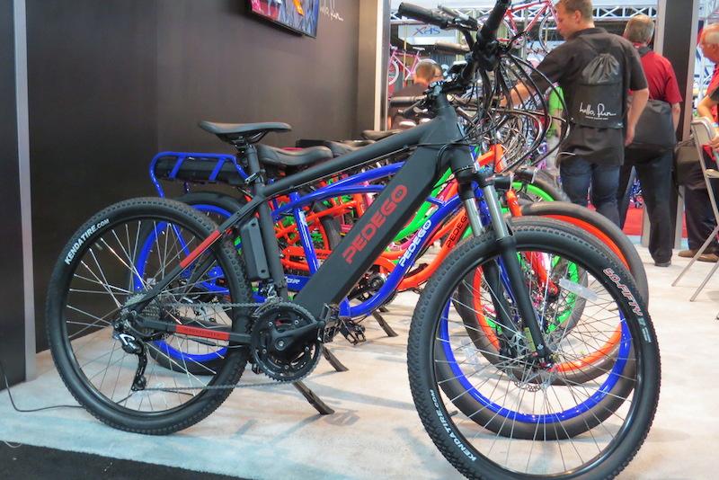 pedego ridgerider electric mountain bike