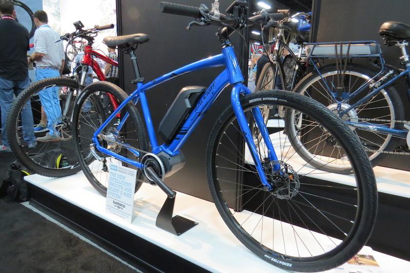 raleigh misceo e bike