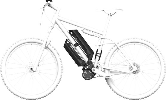 sunstar virtus mid drive electric bike motor