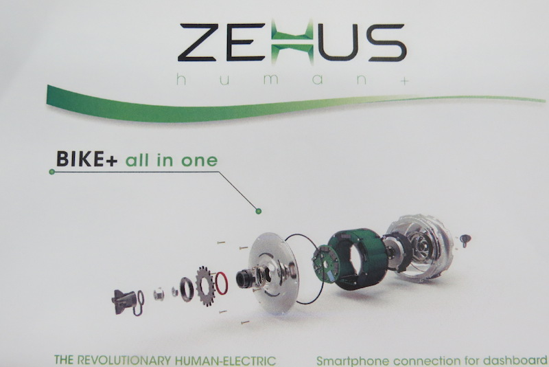 zehus internal pic electric bike kit