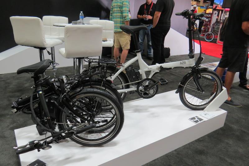 a2b kuo plus electric bike