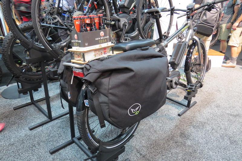 felt bruhaul electric cargo bike beer