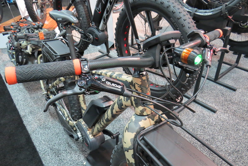 felt outfitter fat electric bike handlebars