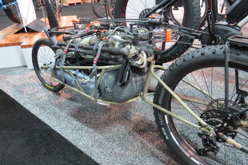 felt outfitter fat electric bike trailer