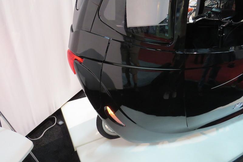 virtue pedalist electric trike rear wheel
