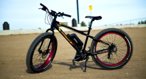 Juggernaut fat electric bike