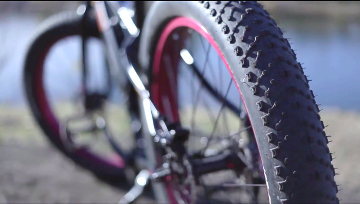 Juggernaut fat electric bike tire