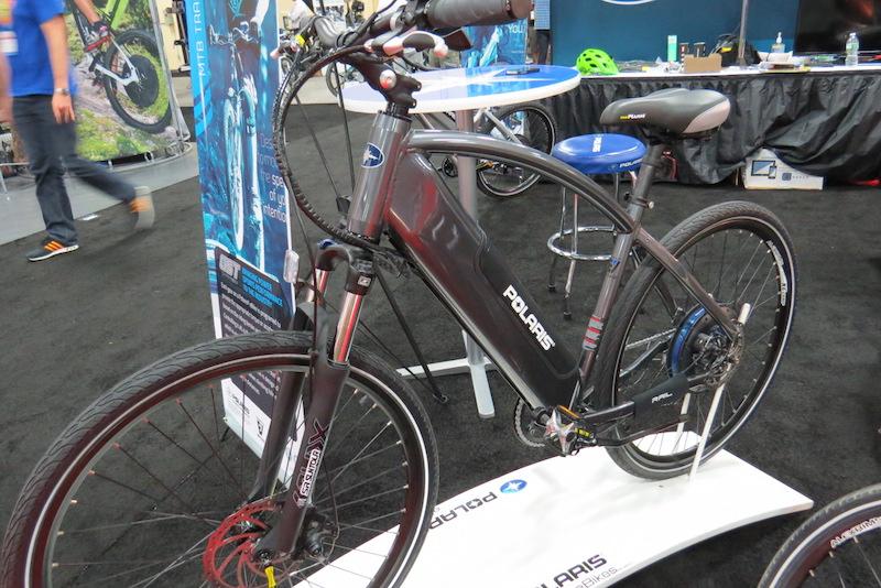 Polaris Rail EV501 electric bike