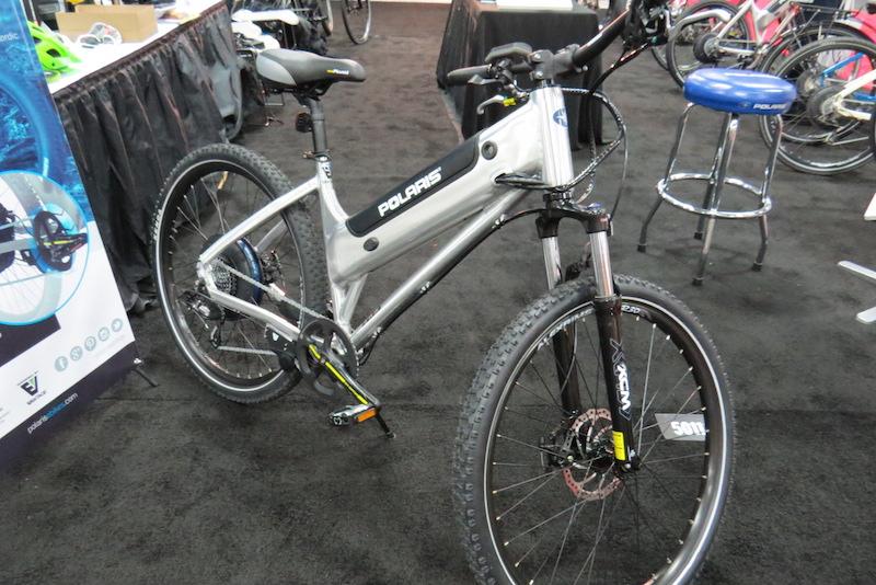 Polaris Terrain EV503 electric bikeJPG