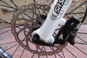 energie cycles 26td front disc brake