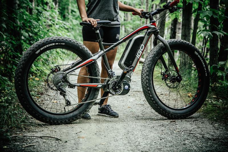 igo electric fat bike 11