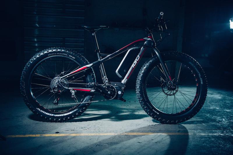 igo electric fat bike 2