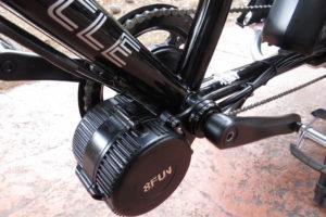 Dillenger Bafang motor