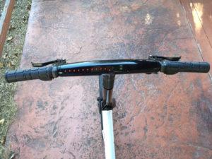 Gocycle display
