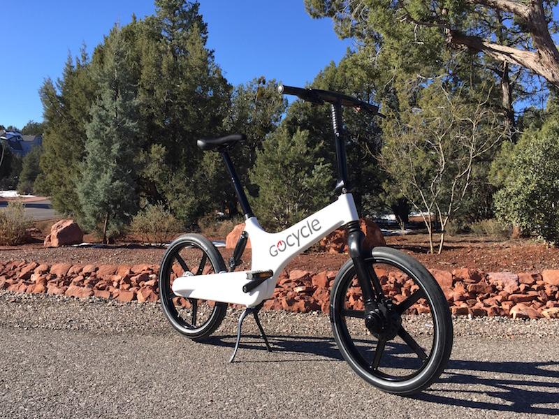 Gocycle ebike